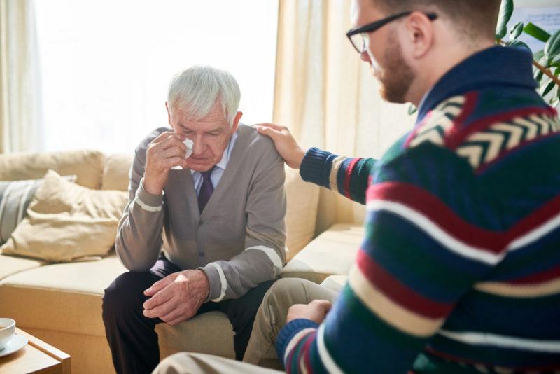 pouvoir thérapeutique des larmes